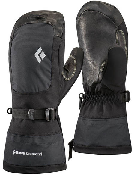 Black Diamond Mercury Mitts winter gloves