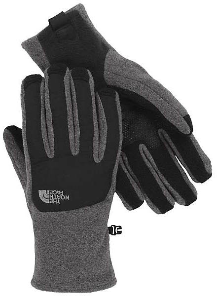 The North Face Denali Etip winter gloves