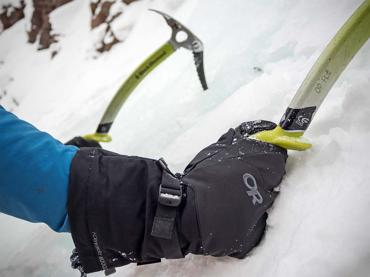 Winter Gloves (ice climbing)