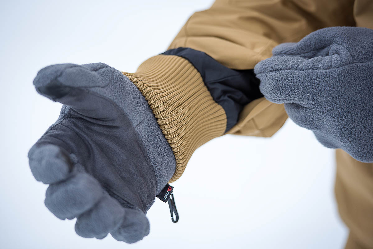 Winter Gloves (undercuff)