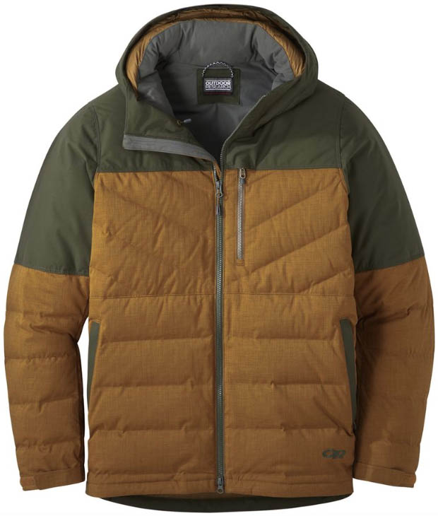 Outdoor Research Blacktail winter jacket