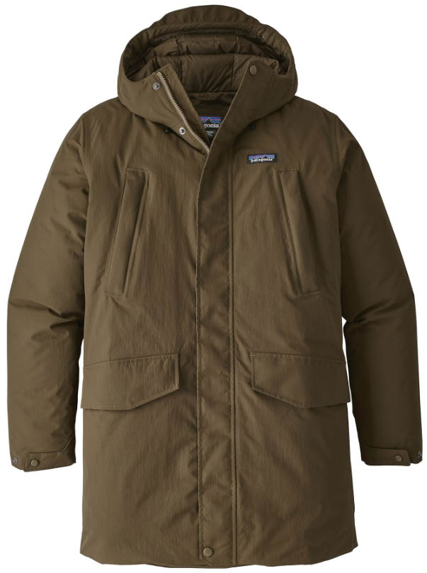 Patagonia City Storm Winter Parka