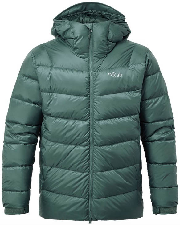 Rab Neutrino Pro winter down jacket