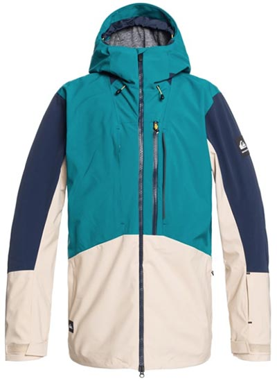 Quiksilver TR Stretch snowboard jacket