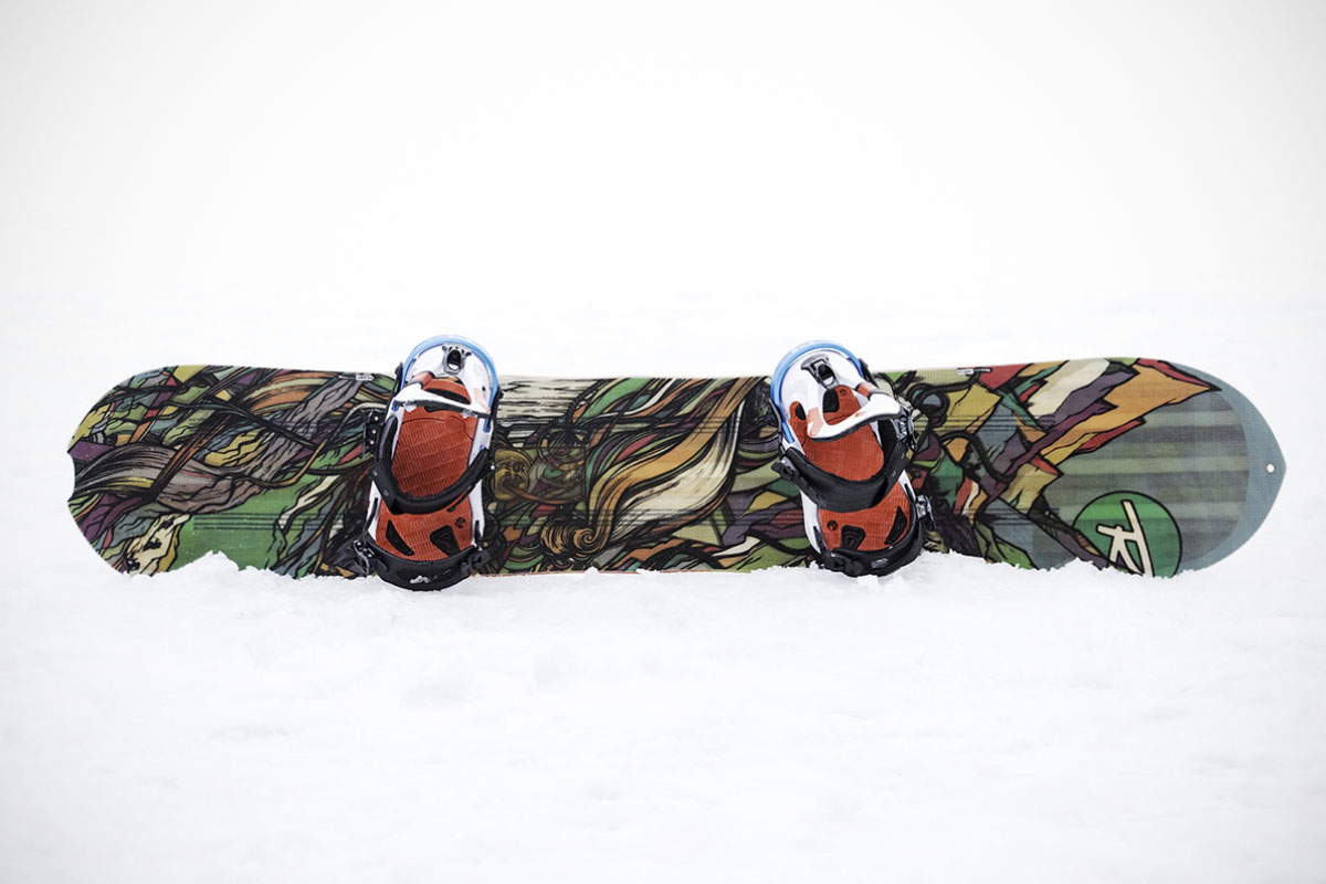 All-mountain snowboard (board shape)