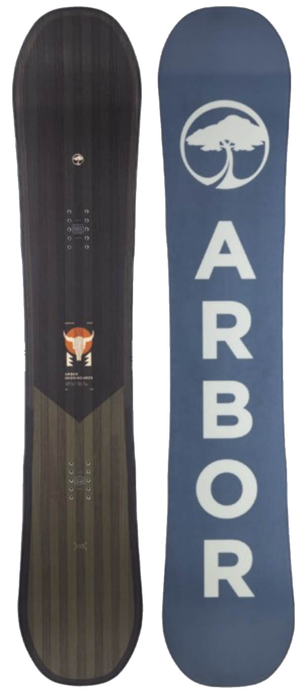 Arbor Foundation snowboard _