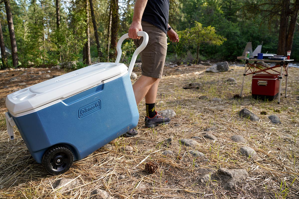 Cooler (Coleman Xtreme Wheeled)