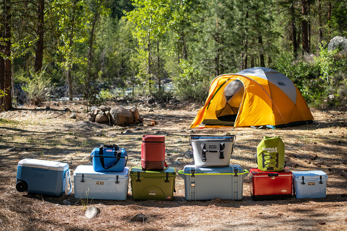 Best Coolers and Ice Chests of 2020 | Switchback Travel