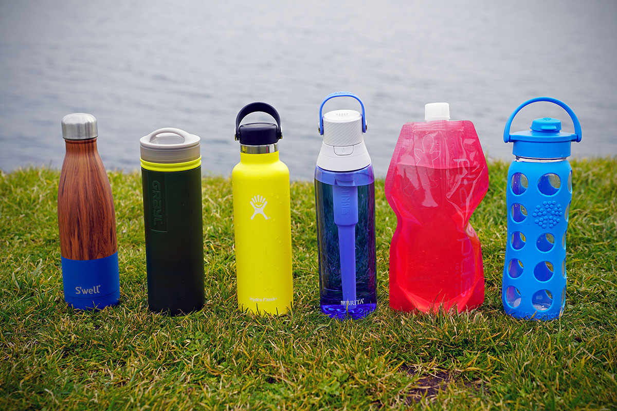 Water bottle (group)
