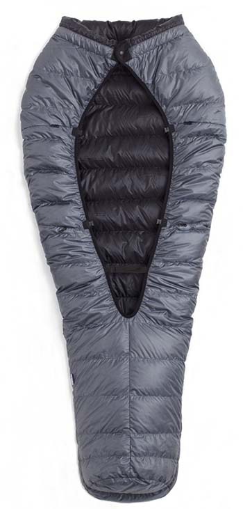 Katabatic Palisade sleeping quilt