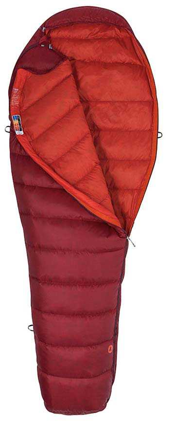 Marmot Micron 40 sleeping bag