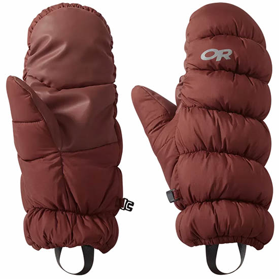 Outdoor Research Transcendent down mittens