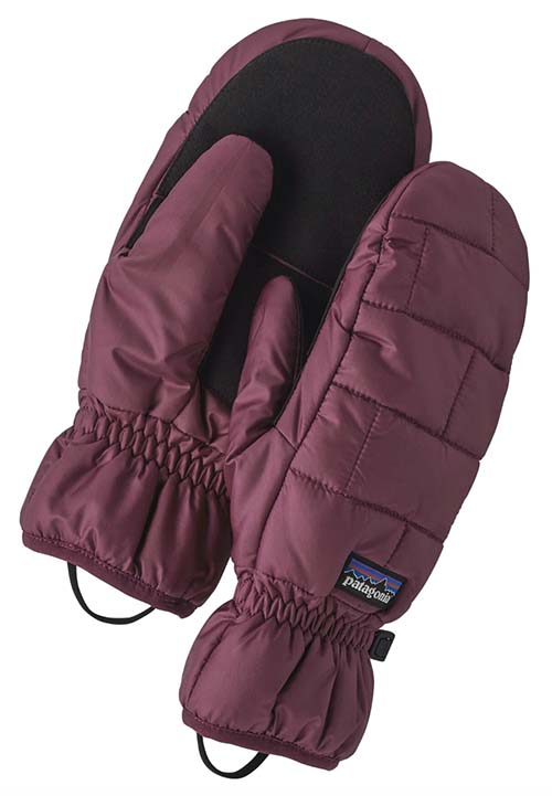 Patagonia Nano Puff Mitts winter gloves