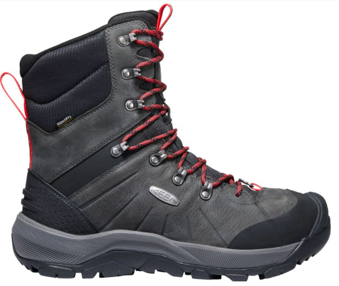 Men/'s Vintage Green Canvas Extreme Cold Weather Boots