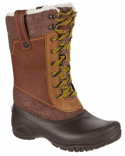 The North Face Shellista III Mid winter boot