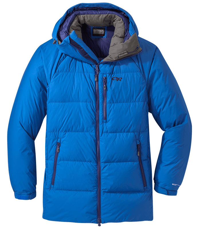 Outdoor Research Super Alpine Down Parka