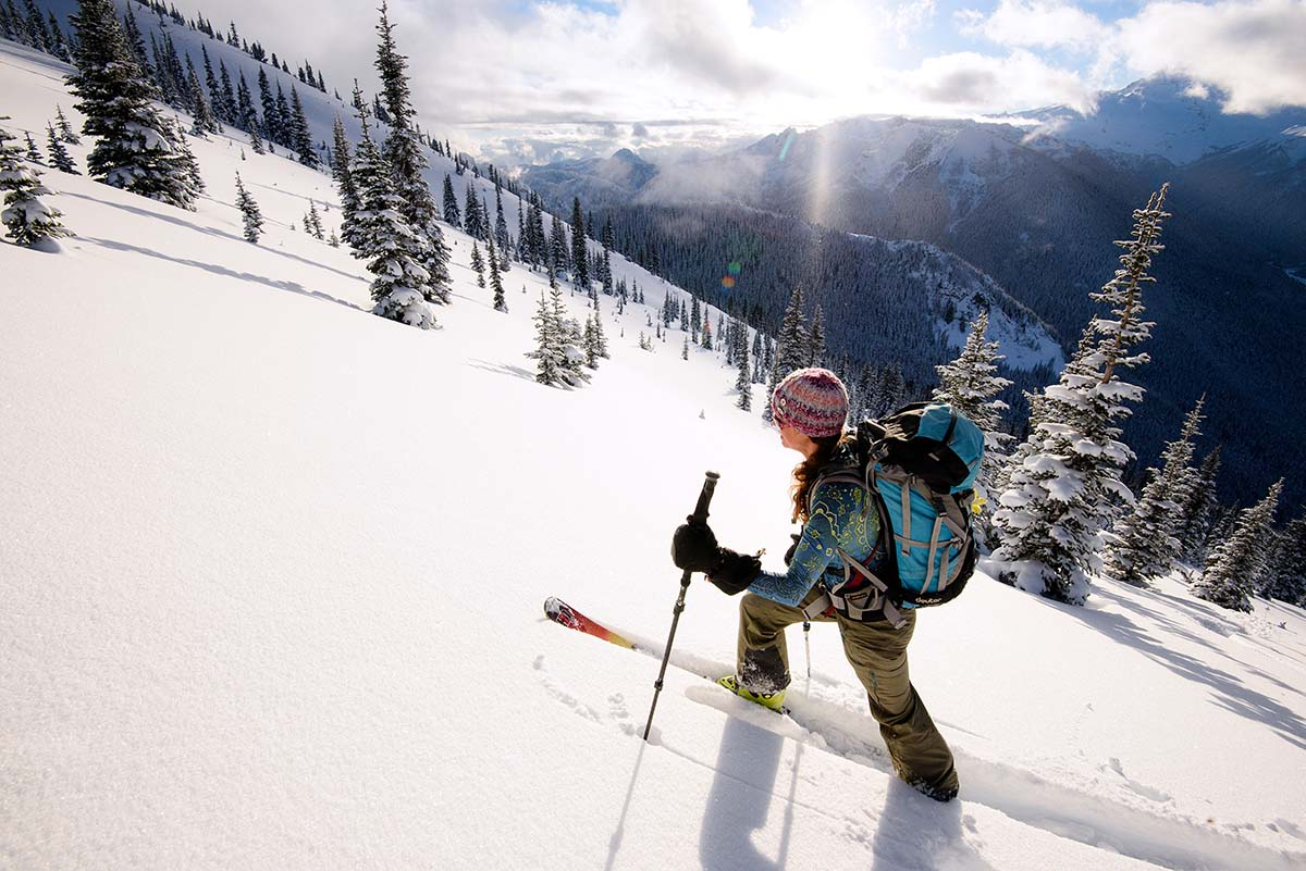Backcountry Skiing Checklist (uphill)