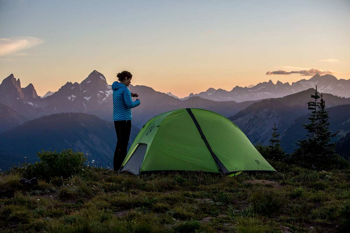 Backpacking Checklist (tent 2)