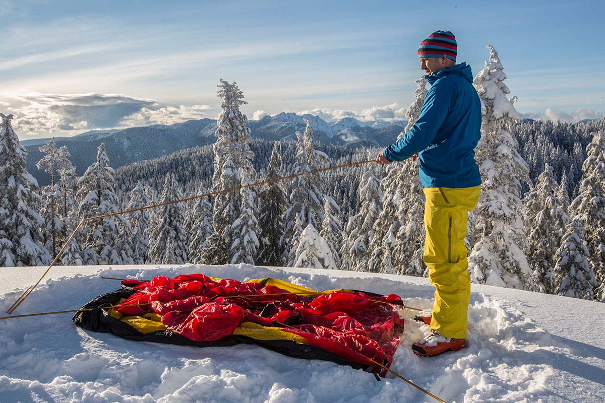 Winter Camping Checklist (ski pants 2)