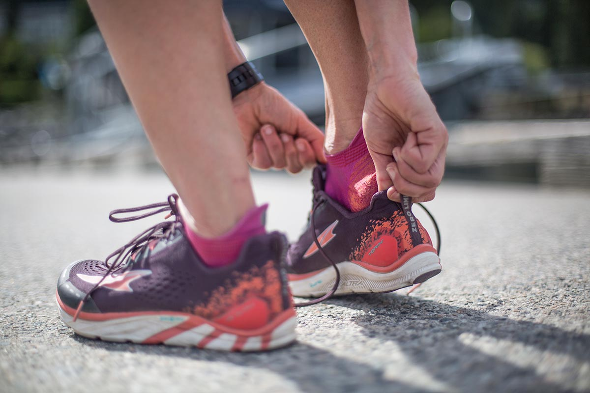 ALTRA Womens Torin 4 Road Running Shoe