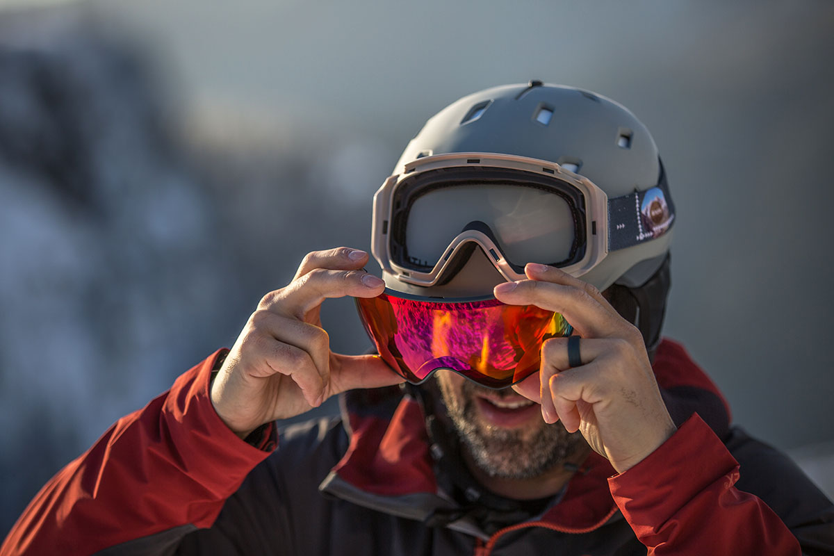 Anon M4 Toric MFI snow goggles (magnets)