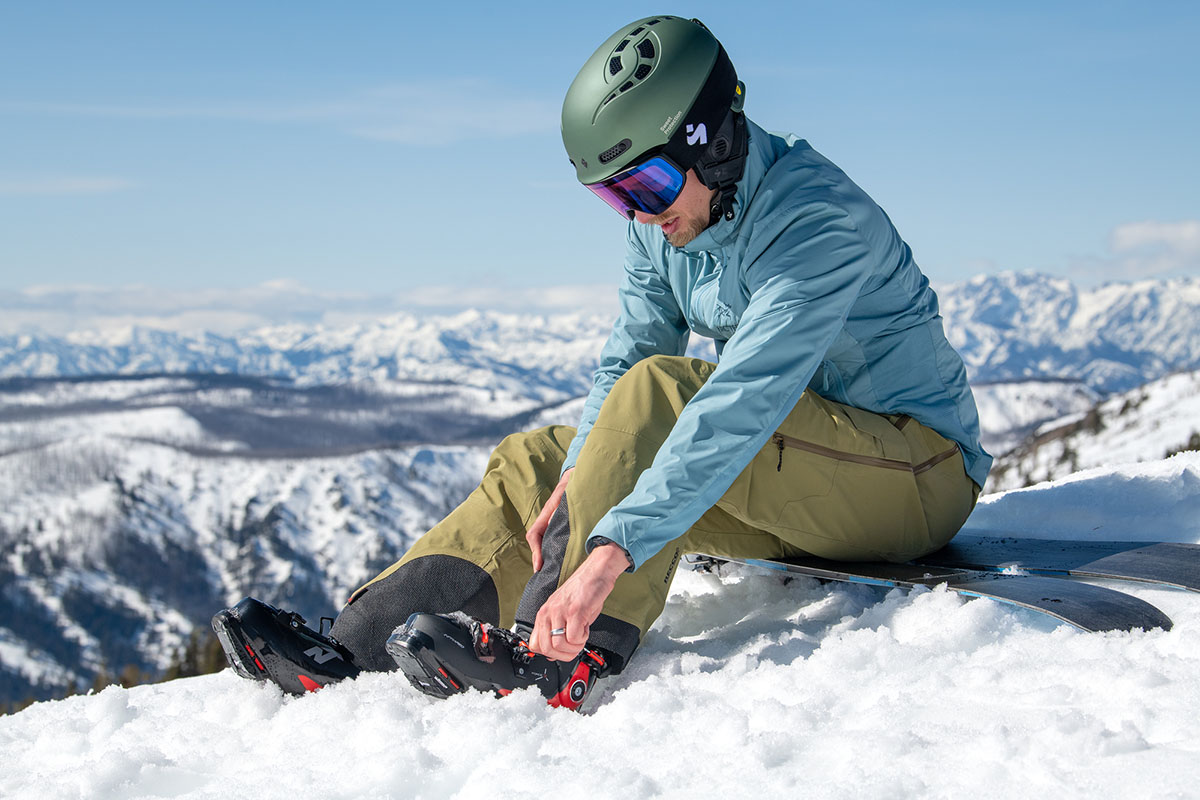 Arc'teryx Atom SL Hoody (ajuste de la bota de esquí)