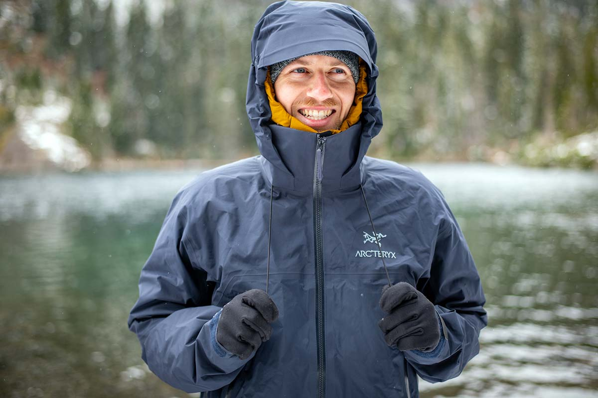 Arc'teryx DropHood (Beta AR hardshell jacket)