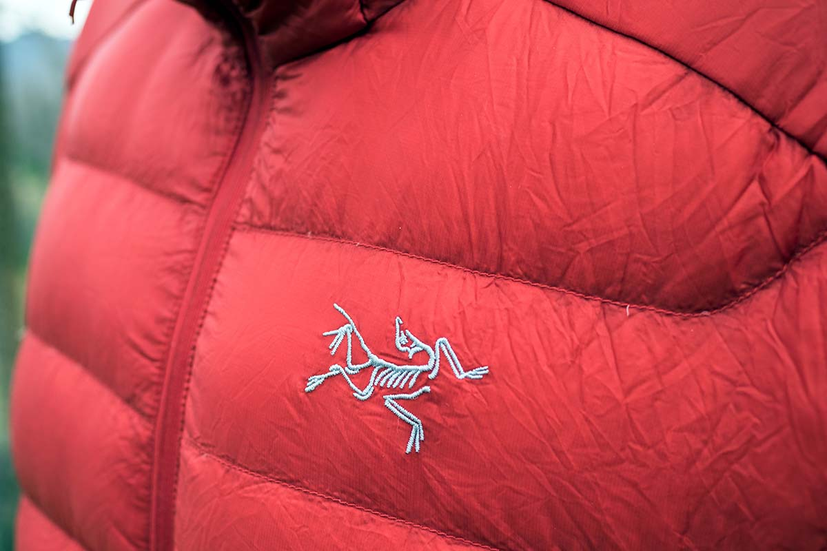 Arc'teryx Cerium LT Down Jacket (logo)