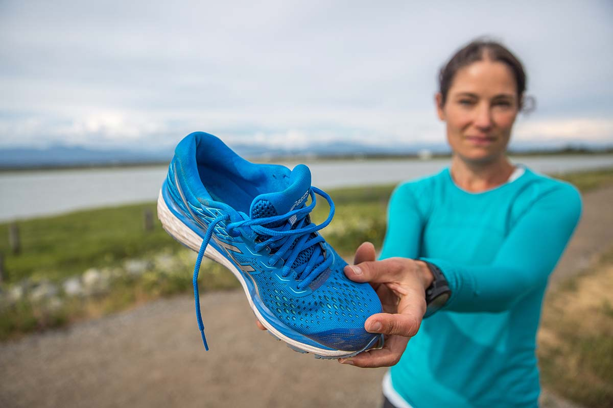Asics Gel-Cumulus 21 Review | Switchback Travel