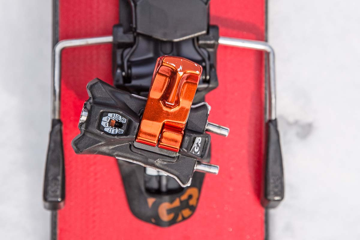 G3 Ion 12 Binding (close up overhead)