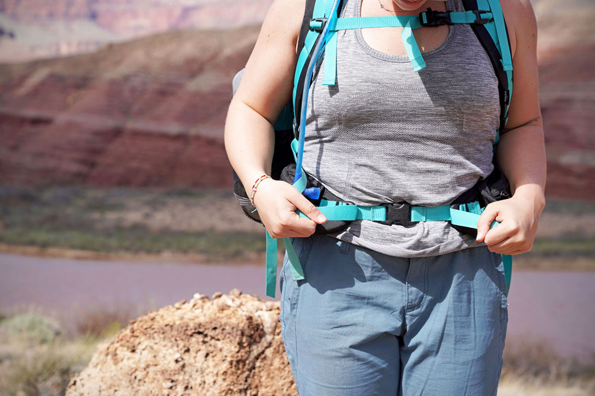 Granite Gear Blaze 60 (waist belt)