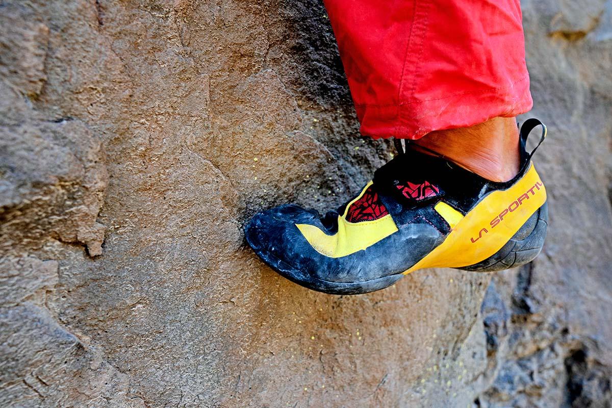La Sportiva Mens Skwama Rock Climbing Shoe