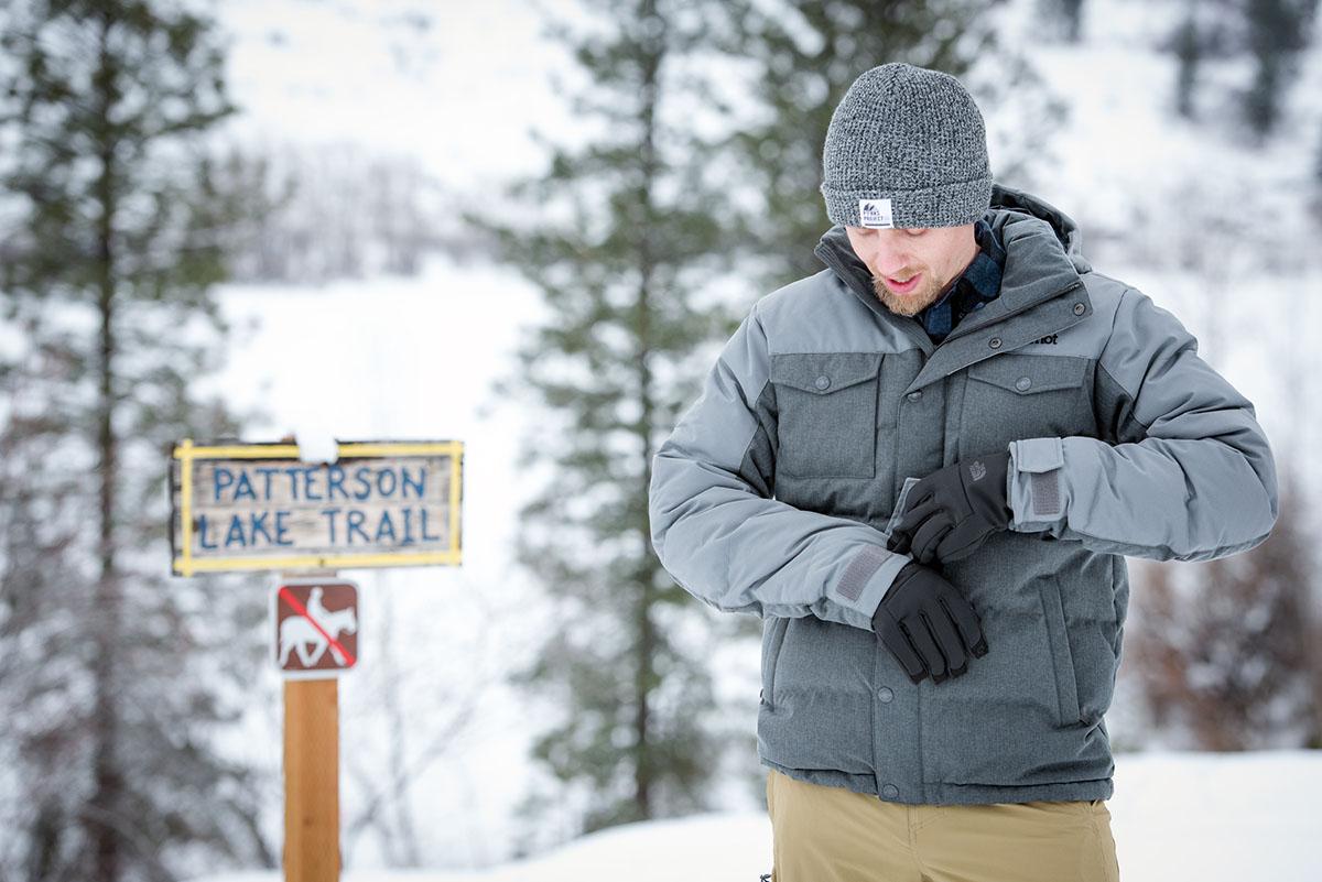 Marmot Fordham Jacket Review Switchback Travel [ 801 x 1200 Pixel ]