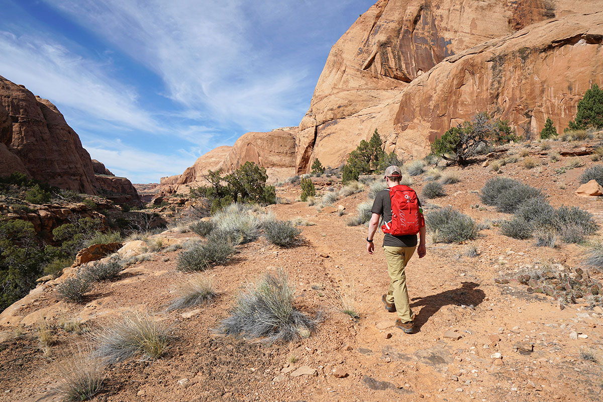Merrell Moab 2 (Canyon hike)