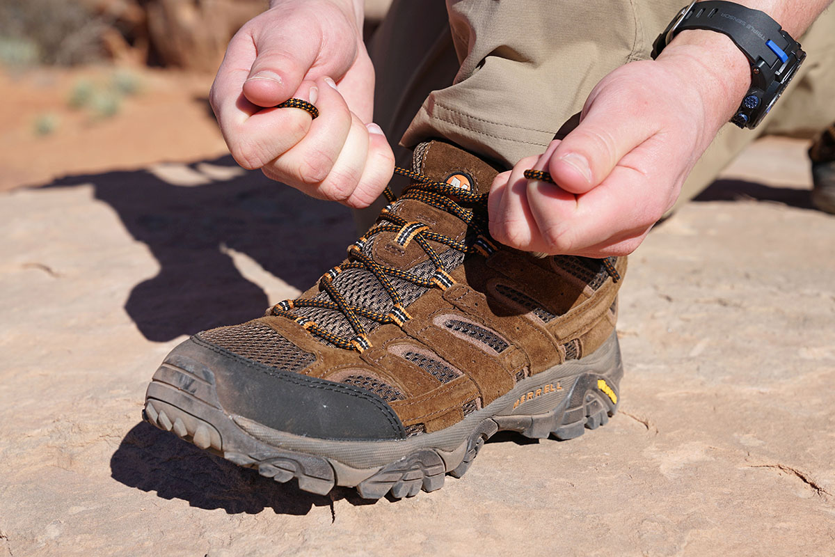 43664e5d54 Merrell Moab 2 Review | Switchback Travel