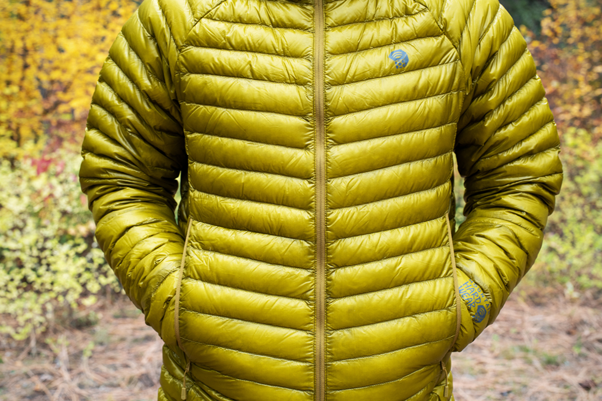 Mountain Hardwear Ghost Whisperer 2 (front)