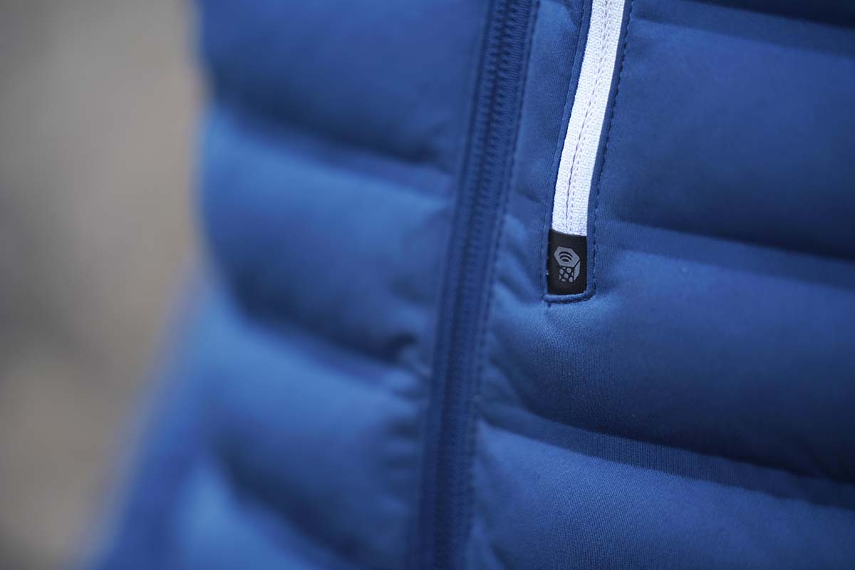Mountain Hardwear StretchDown jacket (small logo)