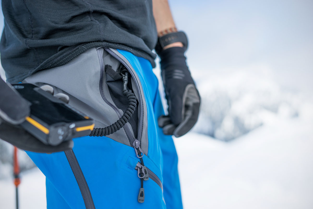 Outdoor Research Skyward II ski pants (beacon pocket)