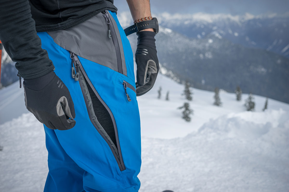 Outdoor Research Skyward II ski pants (vent)