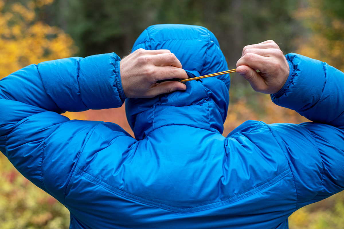 Outdoor Research Transcendent Hoody (hood)