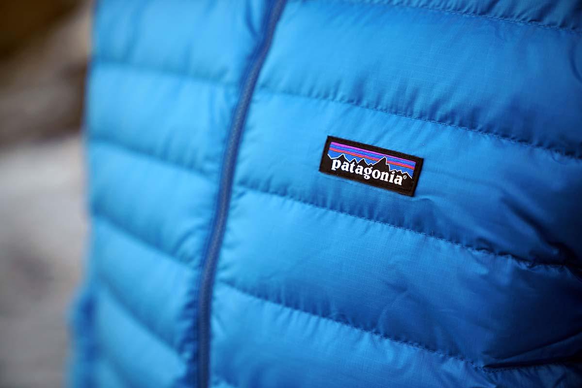 Suéter Patagonia Down (baffles)