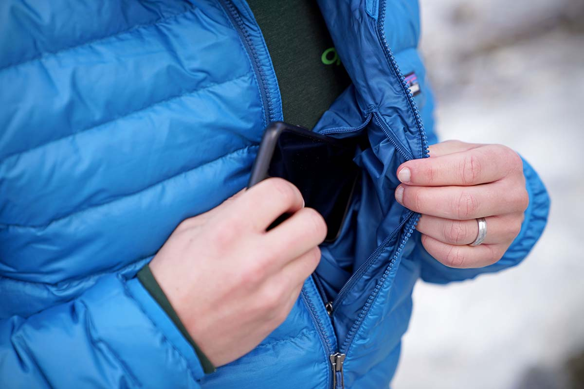 cheap for discount 5ce3d 79b0b Patagonia Down Sweater Review | Switchback Travel