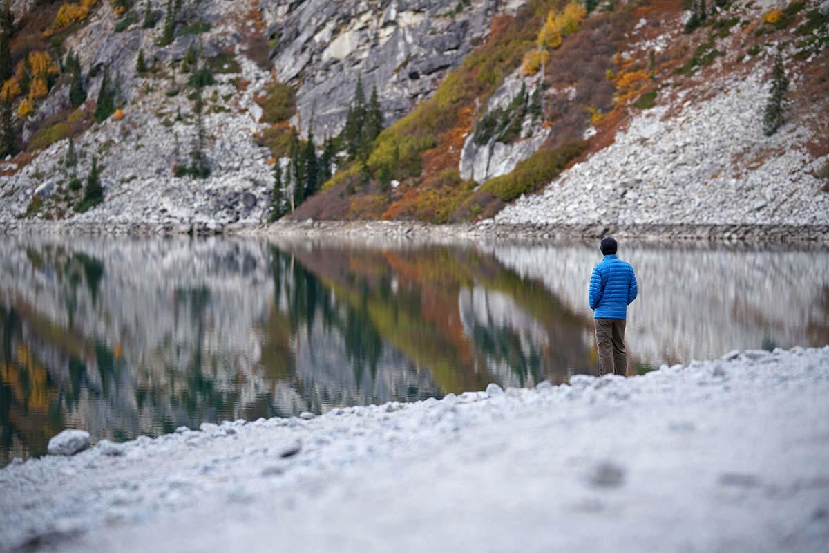 Suéter Patagonia Down (lago)