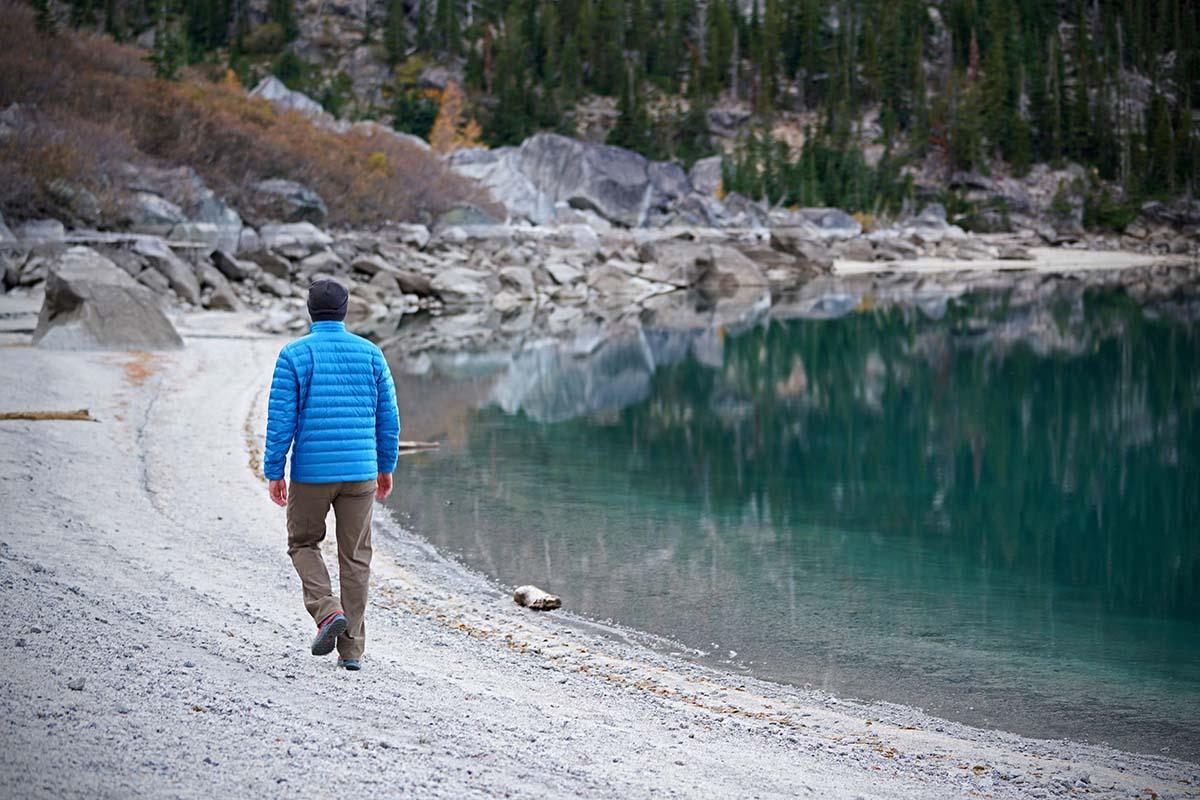 Suéter Patagonia Down (caminar)