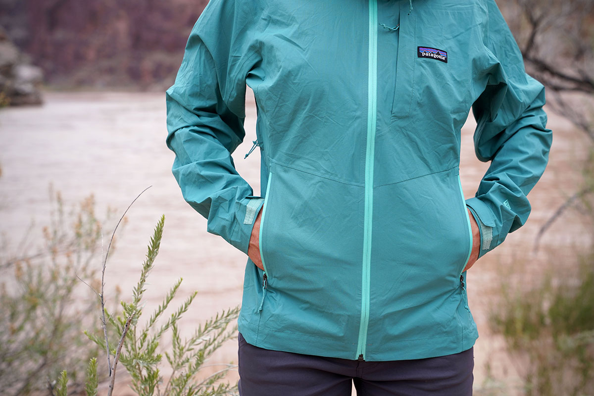 performance sportswear how to orders unique design Patagonia Stretch Rainshadow Review   Switchback Travel