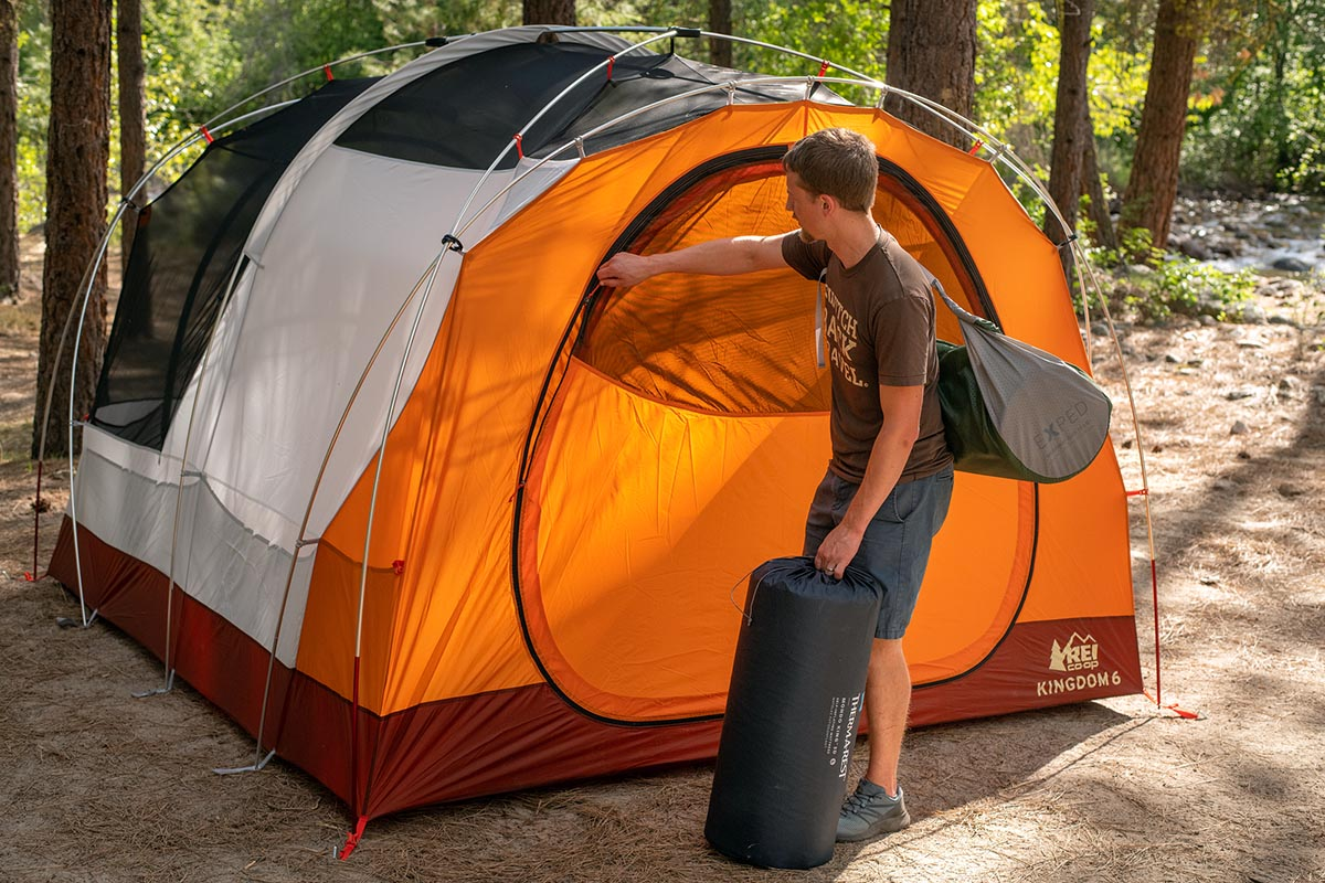 REI Co-op Kingdom 6 (2019) Review | Switchback Travel