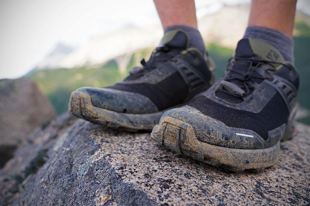Salomon Womens X Raise W Hiking