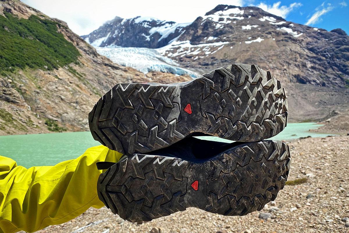 Salomon X Raise Low hiking shoes (traction)