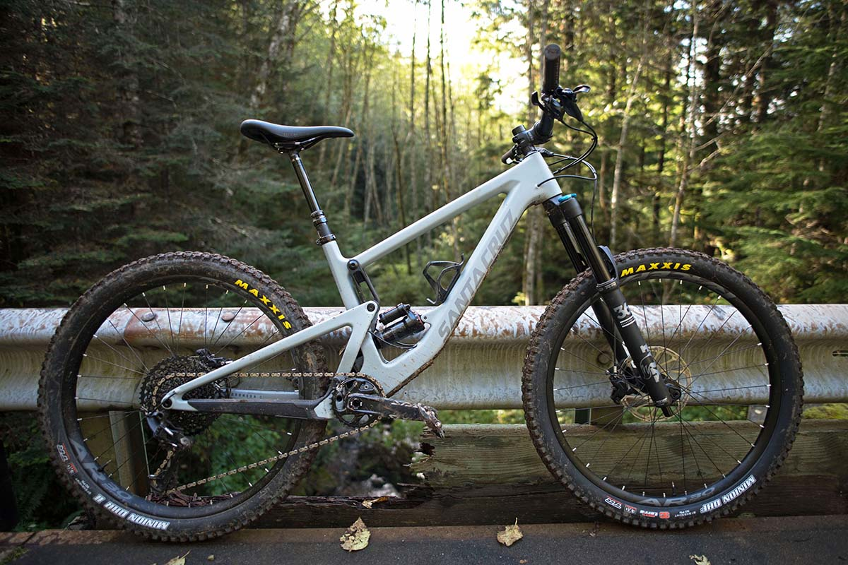 Santa Cruz Bronson (full bike)