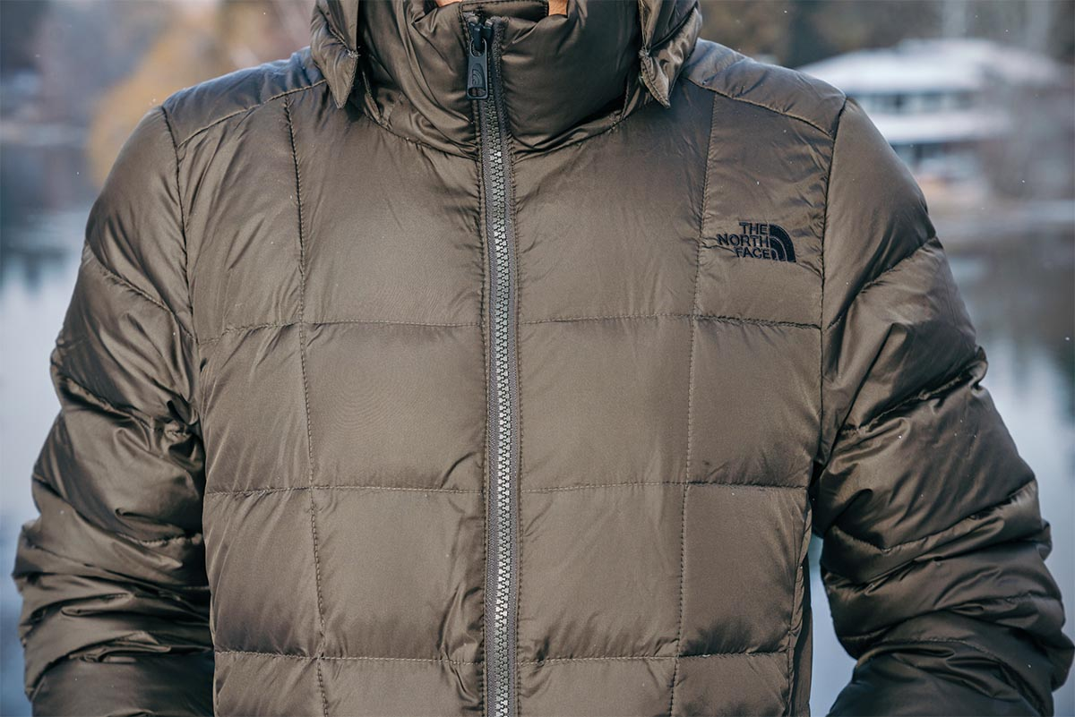 9d0f2c613 The North Face Metropolis Parka II Review | Switchback Travel